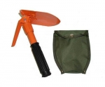 Mini Shovel with Pick and Cover