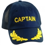 Assorted Ballcap - Dorfman Pacific Captain Twill Sailing And Nautical Baseball Cap
