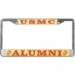 United States Marine Corps Alumni License Plate Frame