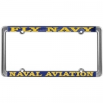 United States Navy Fly Navy - Naval Aviation License Plate Frame