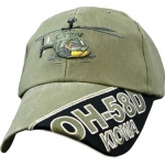 Assorted Ballcap - OH-58D Kiowa-5