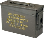 Ammo Can 50 Cal - Used