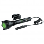 PROTEC O2 Green Beam Flashlight 2400 LUX