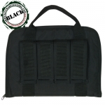 Pistol Case - Tactical - Black - ACU Camo - Woodland Digital Camo