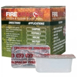 Solid Fuel pack of 6 - Firedragon Green and Clean