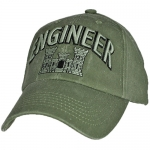 US Army Ballcap - Engineer with Castle