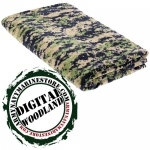 Rothco Fleece Blanket Camo