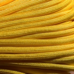 Paracord 550 Yellow 100'