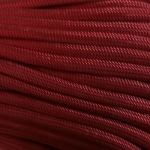 Paracord 550 Red 100'
