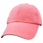 Women's Ballcap - Blank - Watermelon