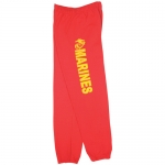 PT Sweatpants - US Marine - Red