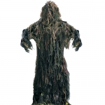 Lightweight All Purpose Ghillie Suit - Woodland Camo
