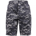 BDU Shorts - Subdued Urban Camo Poly/Cotton