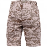 BDU Shorts - Desert Digital Camo