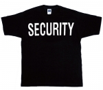 Security - Two-Sided T-Shirt