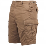 BDU Shorts - Coyote Tan