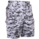 BDU Shorts - Urban Digital Camo - Poly/Cotton