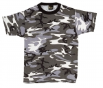 Urban Camo - Short Sleeve T-Shirt