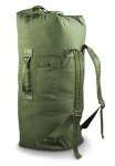 "GI Cordura OD Duffle Bag - 24"" x 36"" - New"