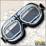 Goggles RAF Chrome