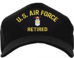 USAF ID Ballcap - Retired