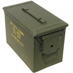 Ammo Can 50 Cal Wide - Used
