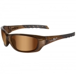 Wiley X: Gravity - Bronze Lens/Brown Frames