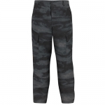 LE ATACS Camo - Army ACU Pants (Polyester/Cotton Ripstop)