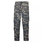 BDU Pants - New Spec ACU Camo - Nylon/Cotton