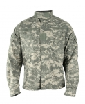Closeout - Shirt BDU - Nylon/Cotton Ripstop - ACU