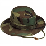 Boonie Hat - Woodland - Polyester/Cotton