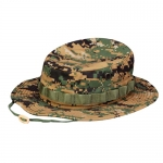Boonie Hat - Digital Woodland - Ripstop
