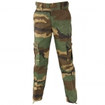 Kids -  BDU Pants - Woodland Camo