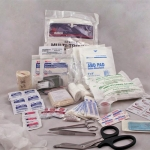 First Aid-Rapid Response Bag - 80 Items