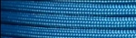 Carribean Blue - 50ft - 550 Paracord