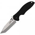 Kershaw Emerson CQC-7K Framelock Pocket Knife Tanto Blade