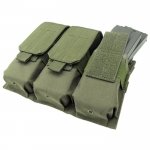 MOLLE - Triple M4 Mag Pouch