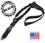Rifle Sling - 1 Point Bungee - Cobra