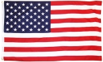 USA Flag - Super Polyester