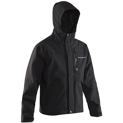 GRUNDEN'S WEATHER-BOSS HOODED JACKET