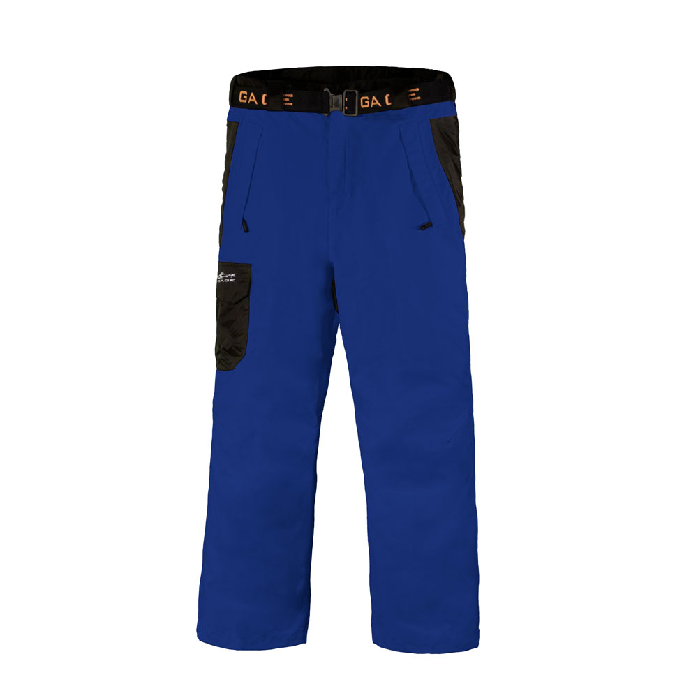 Pants - Grundens Gage Weather Watch - Blue