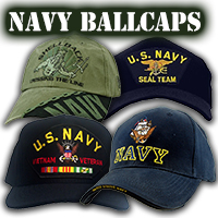 US Navy Ballcaps