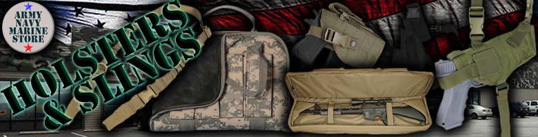 Holsters & Slings