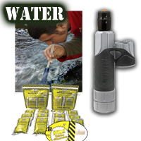 Water and Filters