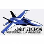 "Assorted Decal - 3.75"" x 5.75"" - Jet Noise"