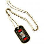 Operation Enduring Freedom OEF Veteran Dog Tag