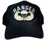US Army ID Ballcap - Ranger with Wings