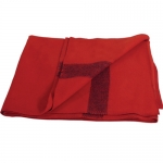Big Red Blanket 70% Wool