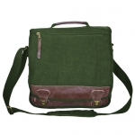 Classic Euro-Style Messenger Bag