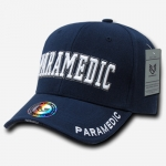 Deluxe Law Enforcement Caps - Paramedic - Navy Blue